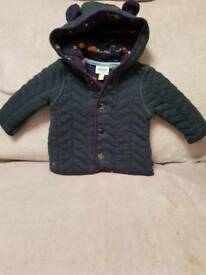 Baby Ted Baker jacket 3-6 months