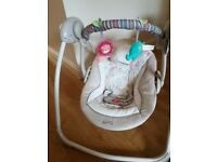 Baby swing, excellent condition. £35 ono