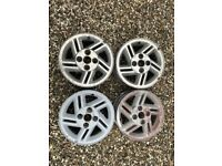 Ford 14 Inch XR3i Dogley Alloy Rims wheels in West London Area