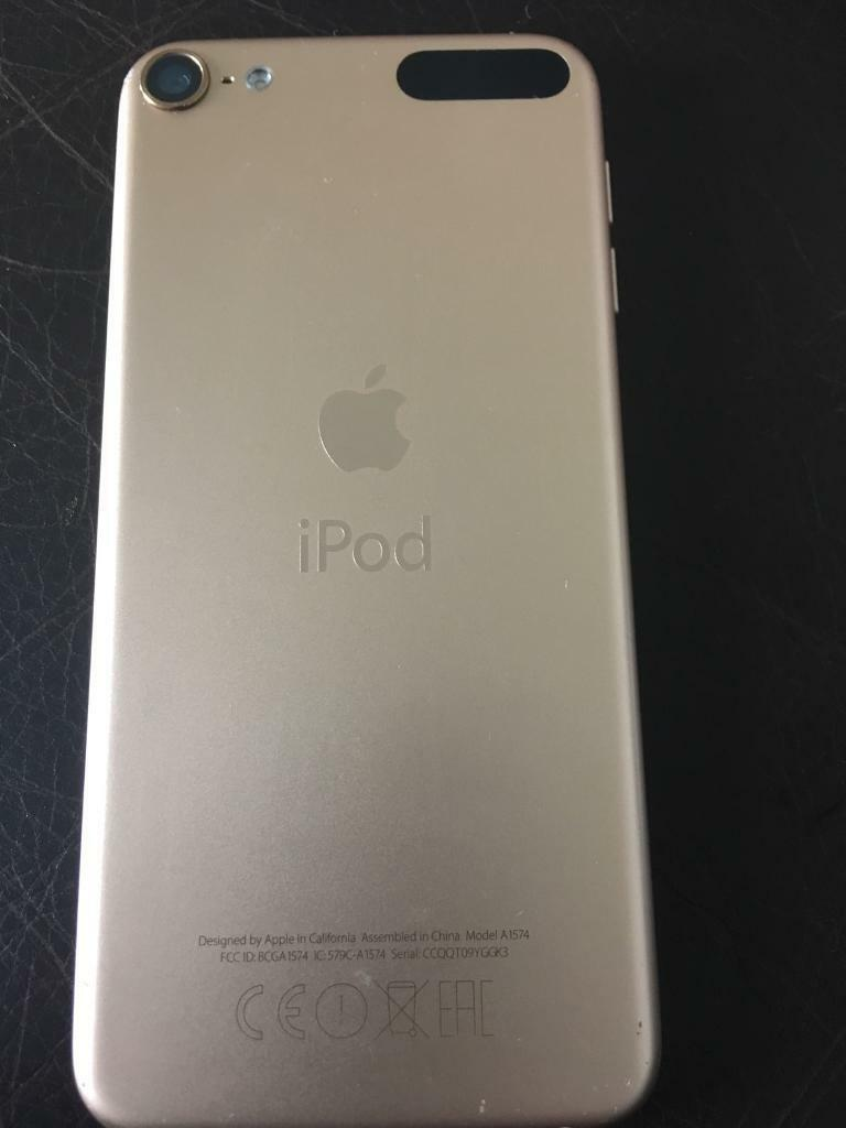 Apple Ipod Touch 6th Generation 16gb In Coatbridge North 6 Gold