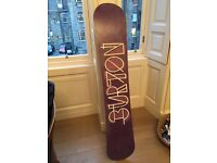 Burton Feather Snowboard - size 149