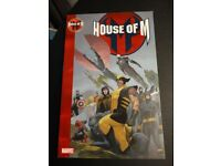 Marvel House of M book 1 Very good condition