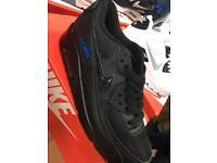 Nike air max 90 blk/blue air max 6,7,8,9,10,11