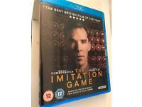 The imitation game blu Ray - brand new unwatched
