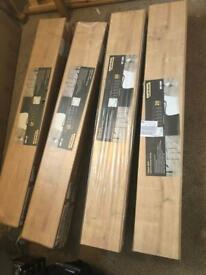 Homebase warren oak laminate flooring