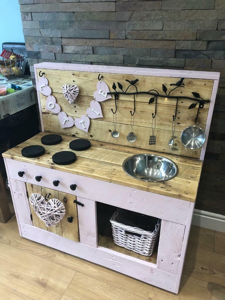 Homemade Mud Play Kitchen In Liverpool Merseyside Gumtree
