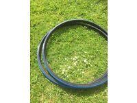 Vittoria Zaffiro road tyres
