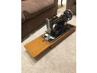 Singer Sewing Machine Number K8908652 - Unused since last service