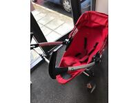 QUINNY ZAPP EXTRA PUSHCHAIR with raincover