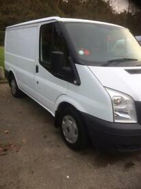 2013 Ford transit 100ps