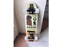 Arbor skateboard complete - cruiser
