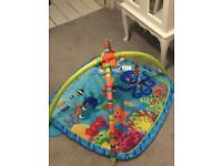 Baby Einstein Nautical Friends Play Mat and Gym Toy