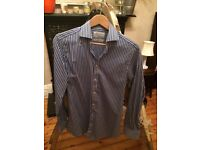 Charles Tyrwhitt Shirt (Size 15/33in, 38/84cm) - nice colour and in good condition
