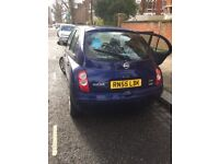 Nissan micra automatic, very good condition, lady owner, hpi clear, faultless