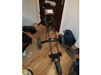 Golf Trolley Powakaddy Twinline 3