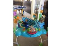 Disney Nemo Sea of Activities Jumper