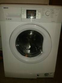 BEKO Washing Machine 7kg 1400 rpm A++ White RRP £229 Only £80