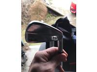 Snake eye blade golf clubs