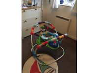 Jumperoo excellent condition.