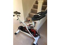 BH Fitness SB 2.6i Indoor Studio Cycle Exercise Bike - Excellent Condition