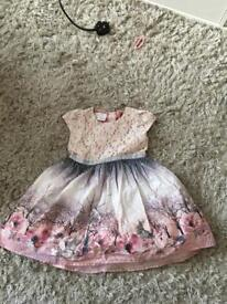 Beautiful next dress 2-3 years great condition