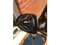 Taylormade M2 3 wood 16.5 Degrees