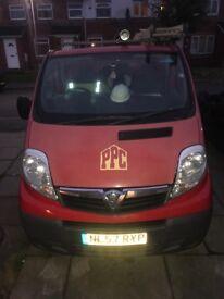 Low mileage reliable van