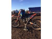 KTM 125CC £1800.00
