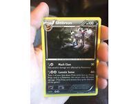 Rare Promo Umbreon Holo Card