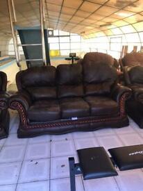 Sofa. Set of three