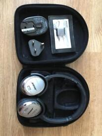 Bose QC3 noise cancelling headphones