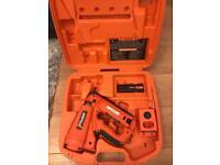 Paslode IM250 angle finishing nail gun kit