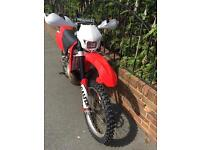 Gas gas Ec 250 2008 enduro bike
