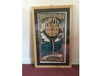 Johnny Flynn -Folk-Sweet William Tour framed poster