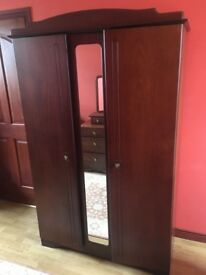 Rossmore solid mahogany furniture