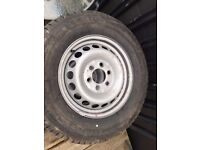 mercedes sprinter/vw crafter 4wheels&tyres michelin 235/65/r16 for sale