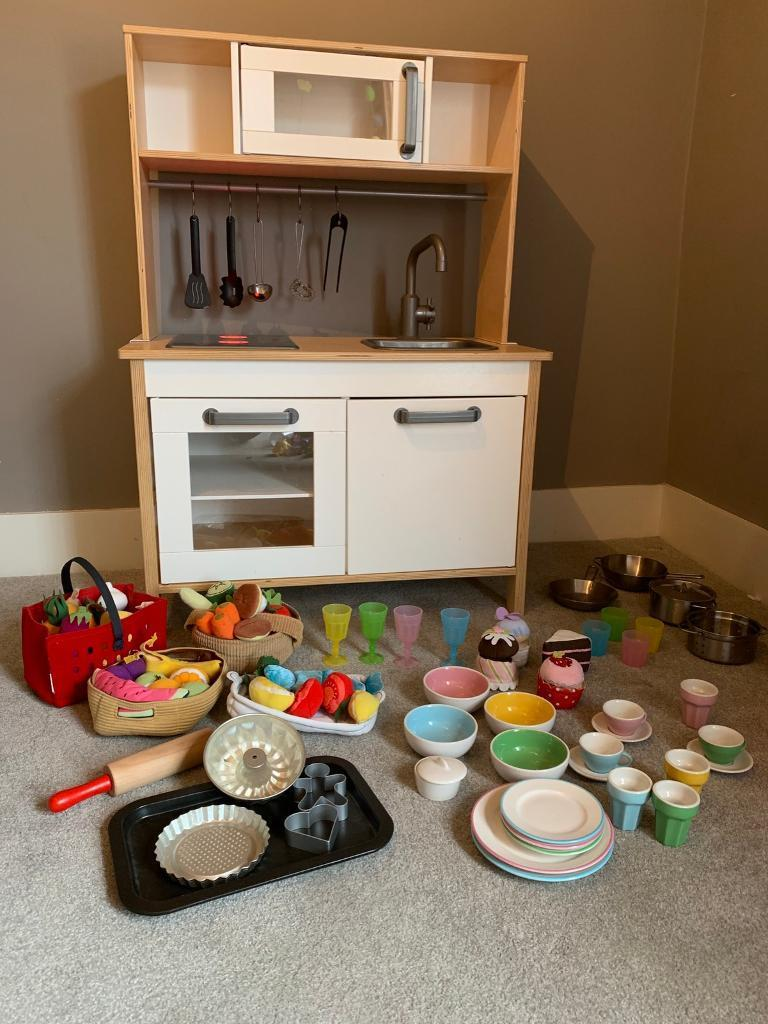 Ikea Play Kitchen With Accessories In Seaford East Sussex Gumtree