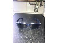 Ray-Ban New Wayfarer RB2132 Sunglasses - Midnight Blue