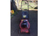 Lawn Mower Self Propelled