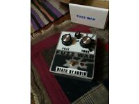 "Death By Audio ""Fuzz War"" guitar pedal"