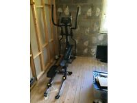 Reebok ZR10F Folding Elliptical Cross Trainer