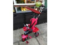 SOLD - CHECK MY OTHER ITEMS - Smart Trike 4-in-1 Ladybird Designfrom 10 Months to 3+ Years!