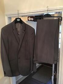 Suit - Grey - Slim Fit