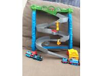 Thomas the Tank Engine Thrills and Spills