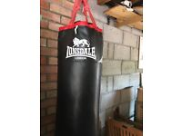 Lonsdale Heavy Punch bag 5ft