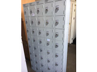 office furniture mobile phone lockers