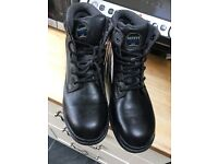 Mens safety shoes boots new unworn size 10