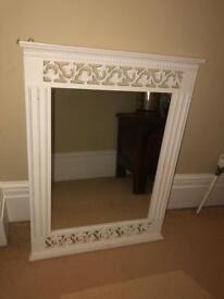 Belgravia white mirror