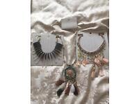 3x brand new necklaces top shop