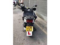 Honda pcx 2016 good condition £2150